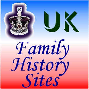 UK Family History Site List